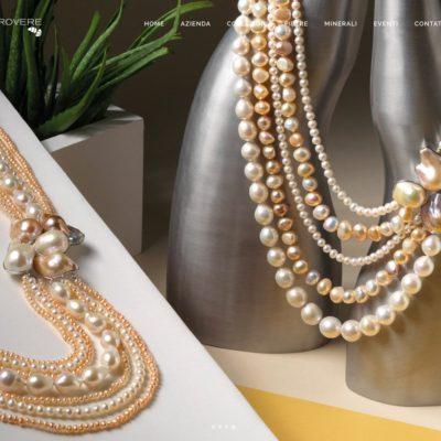 Collana perle Della Rovere