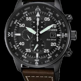orologio uomo Citizen crono aviator
