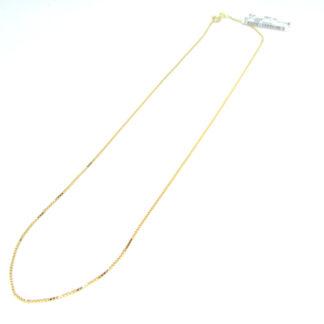collana donna oro giallo