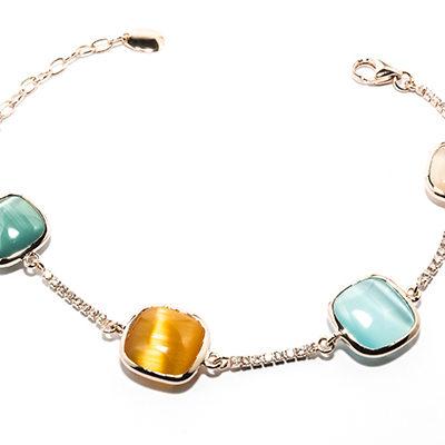 Collezione Laguna Madì gioielli in argento