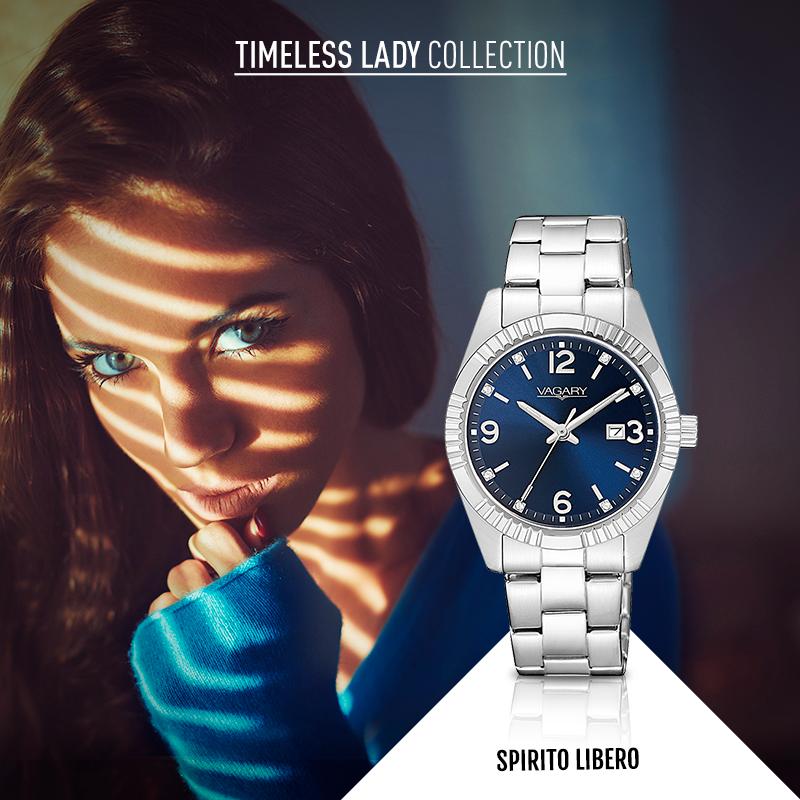 timeless lady orologi vagary