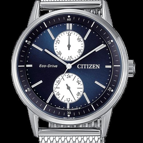 Orologio uomo Citizen Of Collection Metropolitan acciaio BU3020-82L