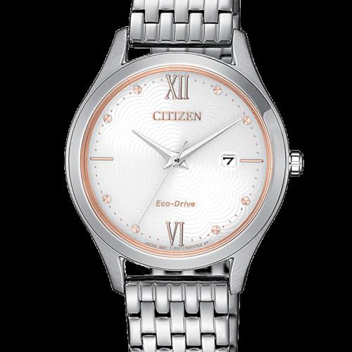 Orologio donna Citizen Of Collection Lady acciaio EW2536-81A