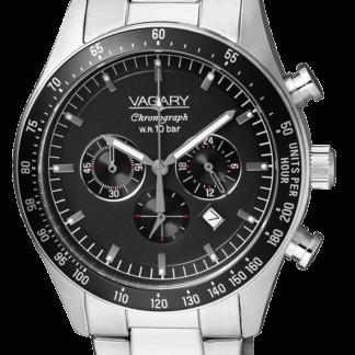 Orologio uomo Vagary Rockwell Crono acciaio IV4-012-53