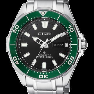 Orologio uomo Citizen Promaster Diver's Automatic Super Titanio 200 mt NY0071-81E