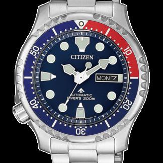 Orologio uomo Citizen promaster Diver's Automatic 200mt. NY0086-83L