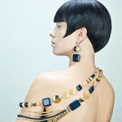 Della Rovere Gioielli: collane, ciondoli, bracciali e orecchini in argento e pietre dure.
