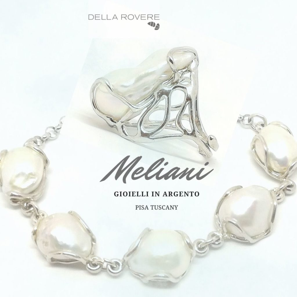 Della Rovere Gioielli: collane, anelli, bracciali e orecchini in argento e pietre dure