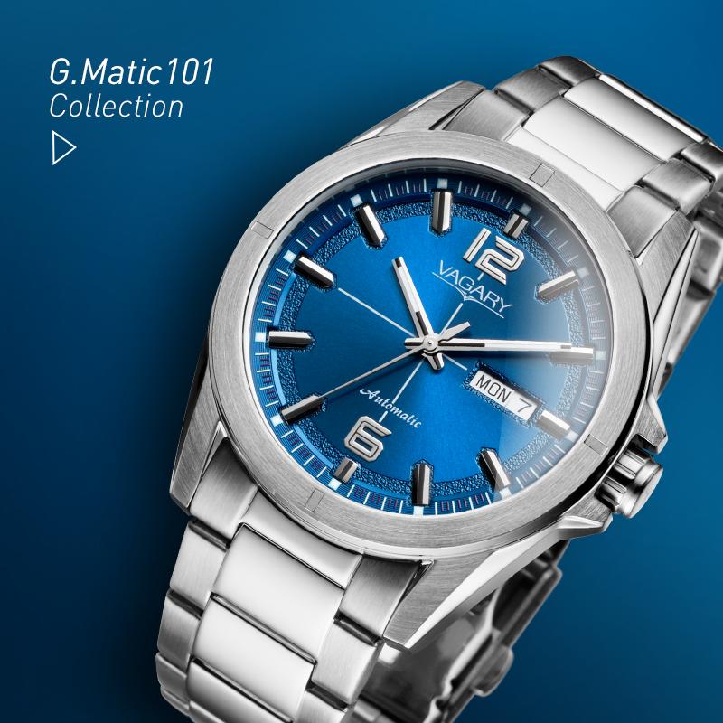 orologio vagary by citizen collezione gmatic