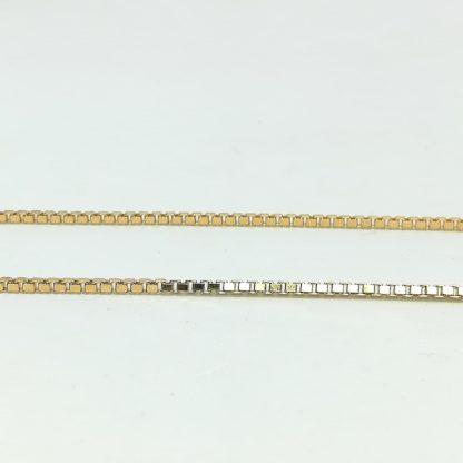Catena donna oro giallo Veneziana 0204A