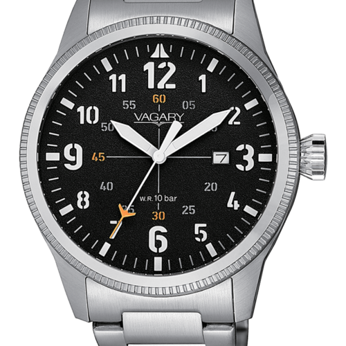 Orologio uomo Vagary Rockwell Acciaio IB9-018-51