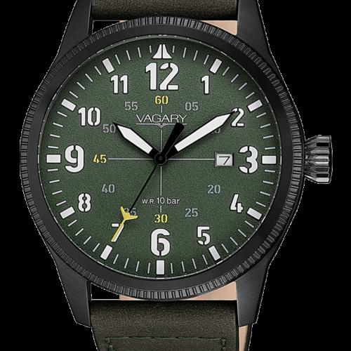 Orologio uomo Vagary Rockwell acciaio IB9-042-40