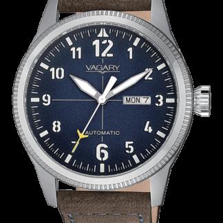 Orologio uomo Vagary G.MATIC 101 Acciaio IX3-114-70
