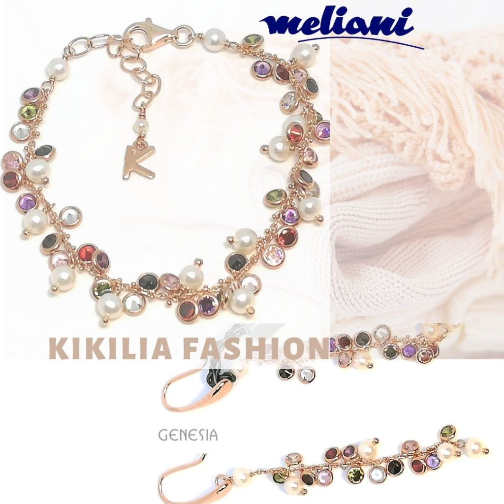 kikilia fashion by genesia gioielli in perle